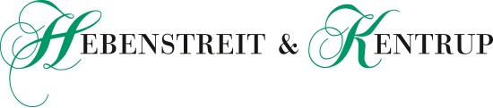 Hebenstreit Kentrup, Bestatter, Beerdigungen, Sarg, Urne in Bonn: Schriftzug